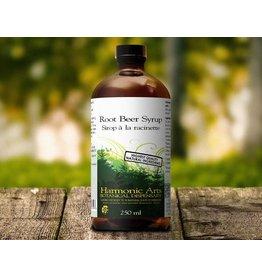 Harmonic Arts Root Beer Syrup 250 ml