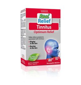 Homeocan Real Relief Tinnitus Optimum Relief 60 tabs