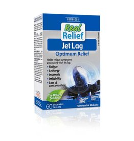 Homeocan Real Relief Jet Lag Optimum Relief60 tabs