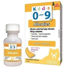 Homeocan Kids 0-9 All Allergies Optimum Relief 25 ml