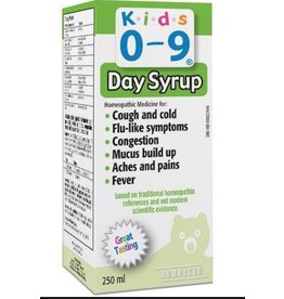 Homeocan Kids 0-9 Cough & Cold Syrup 250ml