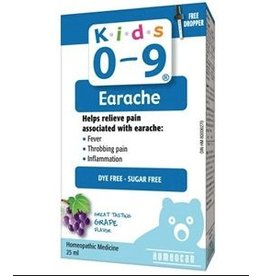 Homeocan Kids 0-9 Earache 25 ml