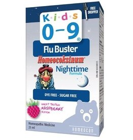 Homeocan Kids 0-9 Flu Buster Nighttime 25 ml