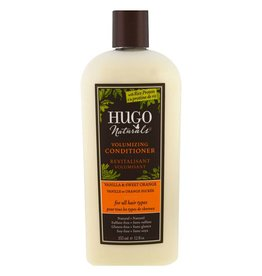 Hugo Naturals Volumizing Conditioner Vanilla & Sweet Orange 355 ml / 12 oz