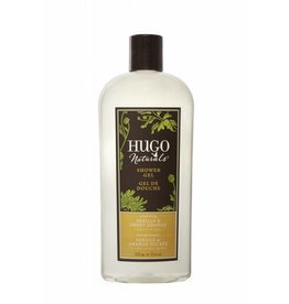 Hugo Naturals Shower Gel 12 oz