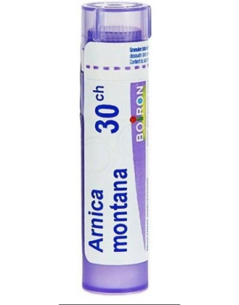 Boiron ARNICA montana homeopathic granules 30CH