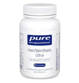 Pure Encapsulations Hair/Skin/Nails ultra 60 caps