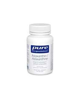 Pure Encapsulations Astaxanthin 60 softgels