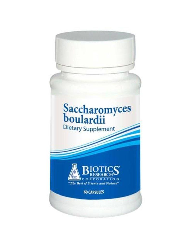 Biotics Research Saccharomyces boulardii 60 caps