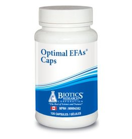 Biotics Research Optimal EFA's (Fish & Plant) 120 caps