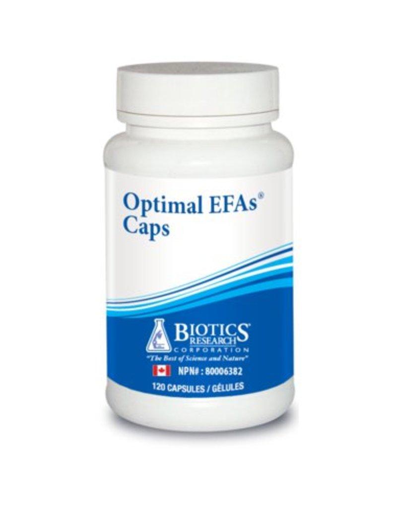 Biotics Research Optimal EFA's (Fish & Plant) 120 caps