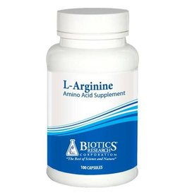 Biotics Research L-Arginine 700mg 100 caps