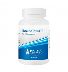 Biotics Research Betaine Plus HP (HCl-700 mg) 90 cap