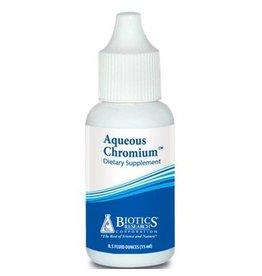 Biotics Research Aqueous Chromium 15mL