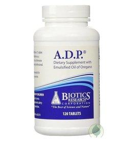 Biotics Research A.D.P. Emulsified Oregano 120 tab