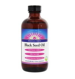 Heritage Store Black Seed Oil 240 ml