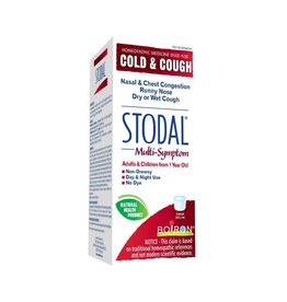 Boiron STODAL cough & cold multi-system 200ml syrup