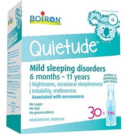 Boiron Quietude 6 months-11 years 30 units