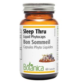 Botanica Sleep Thru Liquid Phytocaps