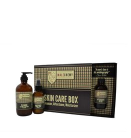 Cocoon Apothecary MALEchemy Skin Care Box
