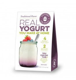 Cultures for Health Yogurt Traditional Flavor Yogurt Starter 1.6g