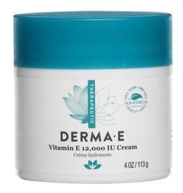 Derma-E Vitamin E 12,000 IU Cream 113g