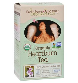 Earth Mama Organic Heartburn Tea 16 bags