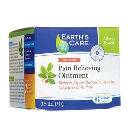 Earth's Care Pain Relieving Ointment 71g