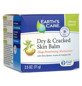 Earth's Care EC Dry & Cracked Skin Balm 71g