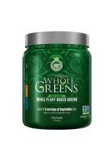 Ergogenics Hemp + Greens vanilla 420g