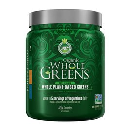 Ergogenics Hemp + Greens vanilla 420g