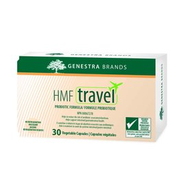 Genestra HMF Travel 30vcaps