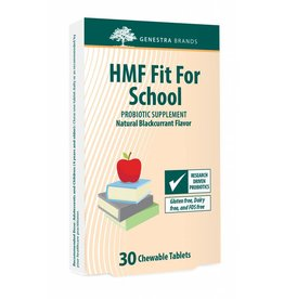 Genestra HMF Fit For School 30 chewable