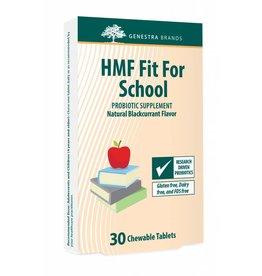 Genestra HMF Fit For School 30 chewable