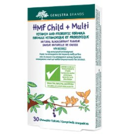 Genestra HMF Child + Multi 30 Chewable Tabs***