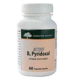 Genestra Active B6 Pyridoxal 50 mg 60 cap