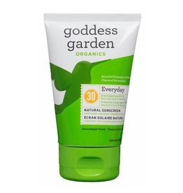 Goddess Garden Natural Sunscreen SPF30 103ml