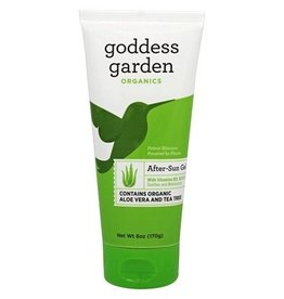 Goddess Garden After-Sun Gel Aloe Vera and Tea Tree 170g
