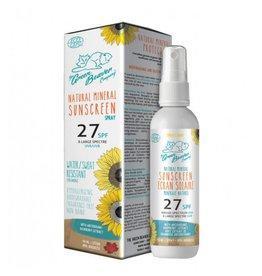 Green Beaver Co. Natural Mineral Sunscreen Spray SPF 27 90 ml