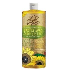 Green Beaver Co. Concentrated All Purpose Sunflower Castile Soap