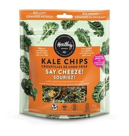 Healthy Crunch Kale Chips Say Cheeze! 35 g
