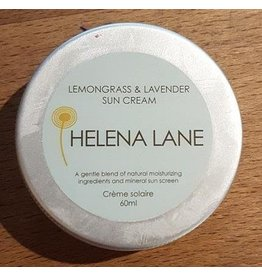 Helena Lane Lemongrass & Lavender Sun Cream 60 ml