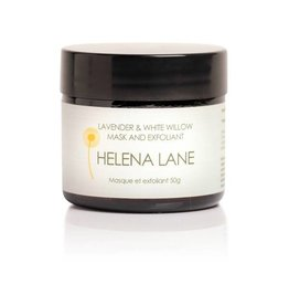 Helena Lane Lavender & White Willow Mask and Exfoliant 50 g