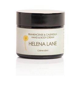 Helena Lane Frankincense & Calendula Hand & Body Cream 60 ml