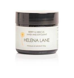 Helena Lane Berry & Hibiscus Mask & Exfoliant 30 g