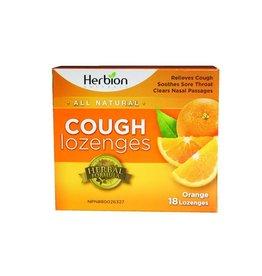 Herbion Cough Lozenges 18 lozenges