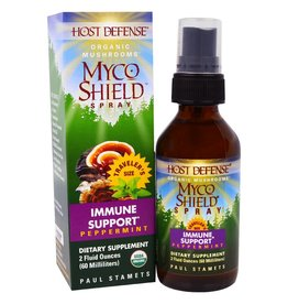 Host Defense MycoShield Spray (Peppermint) 2 fl oz
