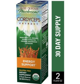 Host Defense Cordyceps 2 fl oz