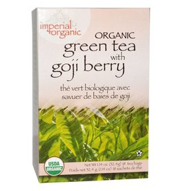 Imperial Organic Green Tea With Goji Berry
