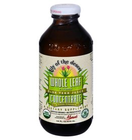 Lily of the Desert Whole Leaf Filtered Aloe Vera Juice Concentrate 16 oz